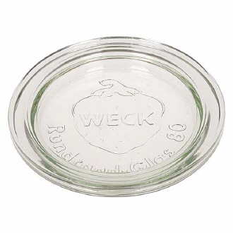 Weck Glasdeckel RR80