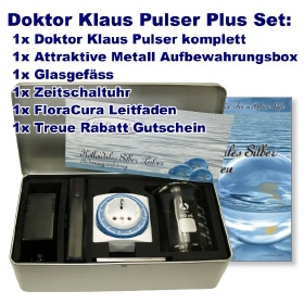 Doktor-Klaus Pulser Plus Set